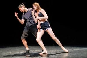 Danse moderne - Chorégraphie