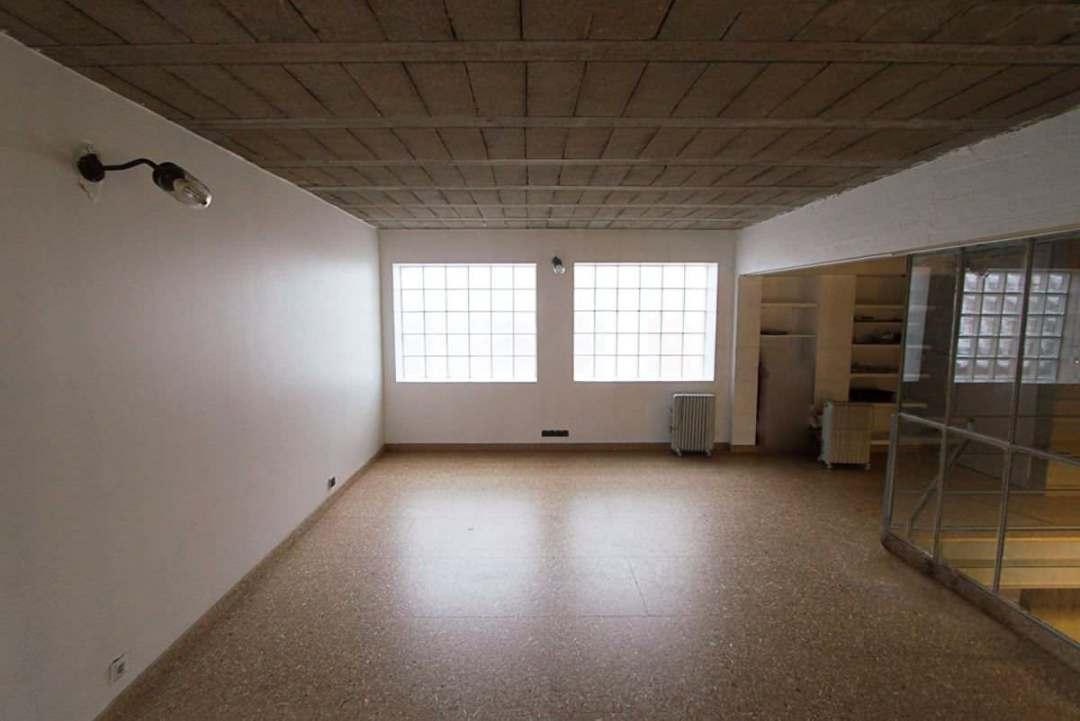 Salle de répétition, mezzanine.