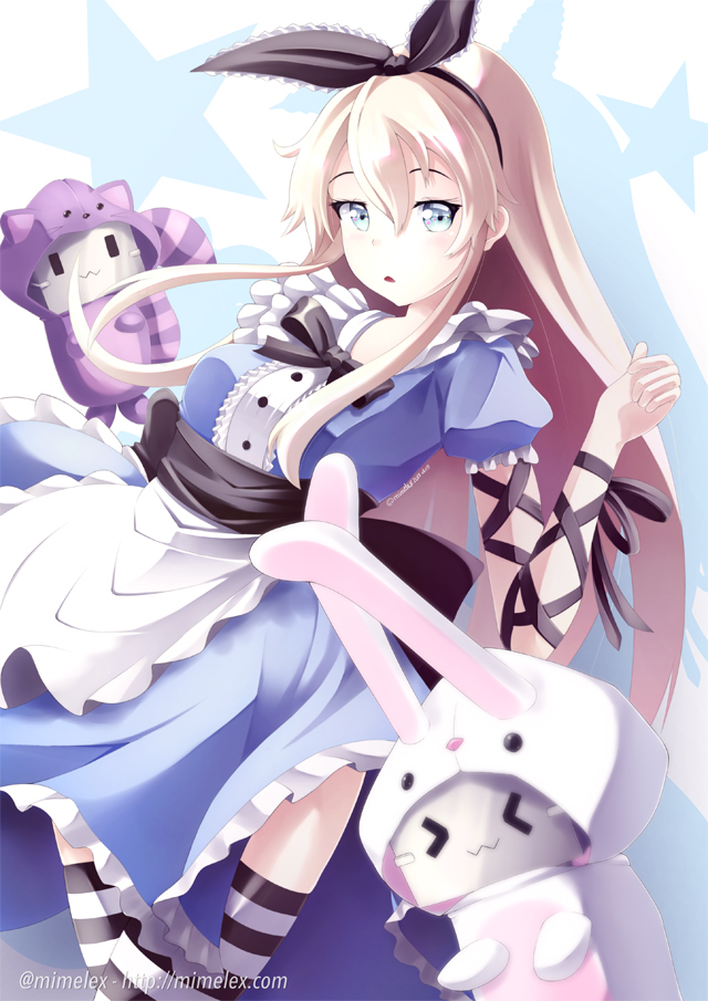 Cute Silly Wallpapers Shimakaze Mimelex S Blogfolio