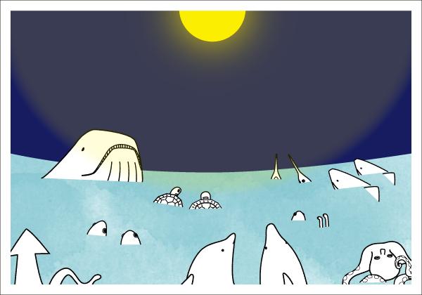 【4コマ漫画】きょうのおさかな#07-2