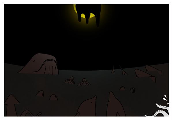 【4コマ漫画】きょうのおさかな#07-4