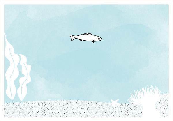 【4コマ漫画】きょうのおさかな#09-4
