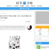 ブログ紹介画面