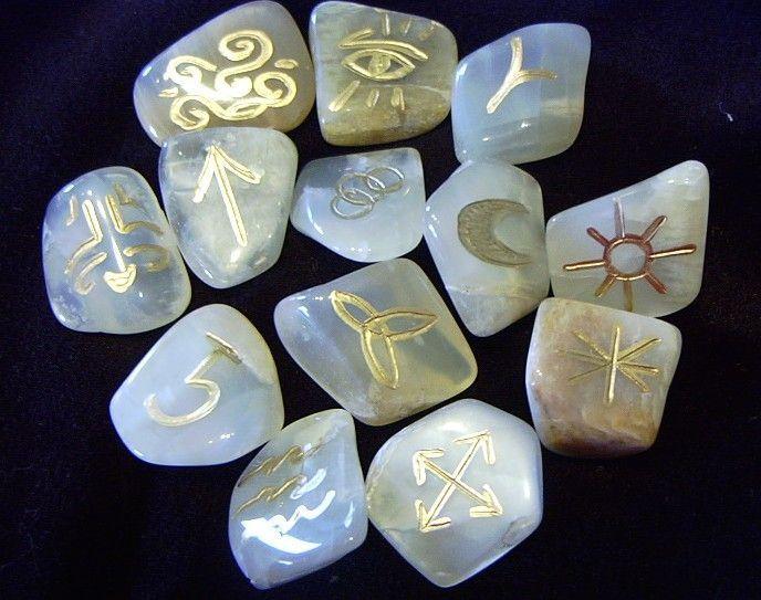 les runes          14261