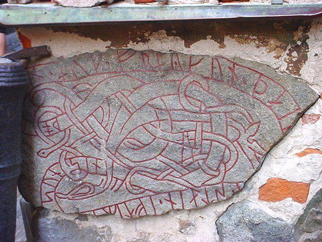 les runes          14267