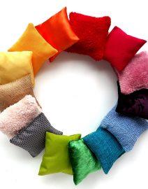 43 sensory bags circle