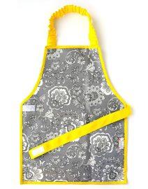 montessori toddler apron pantone 2021
