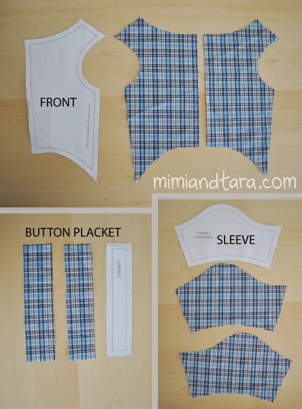 Free Dog Clothing Pattern : clothing, pattern, Shirt, Patterns, PATTERN