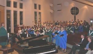 Escondido Interfatih Choir