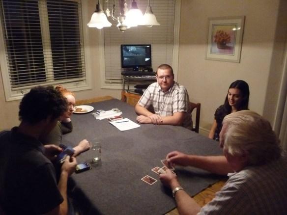 card-playing