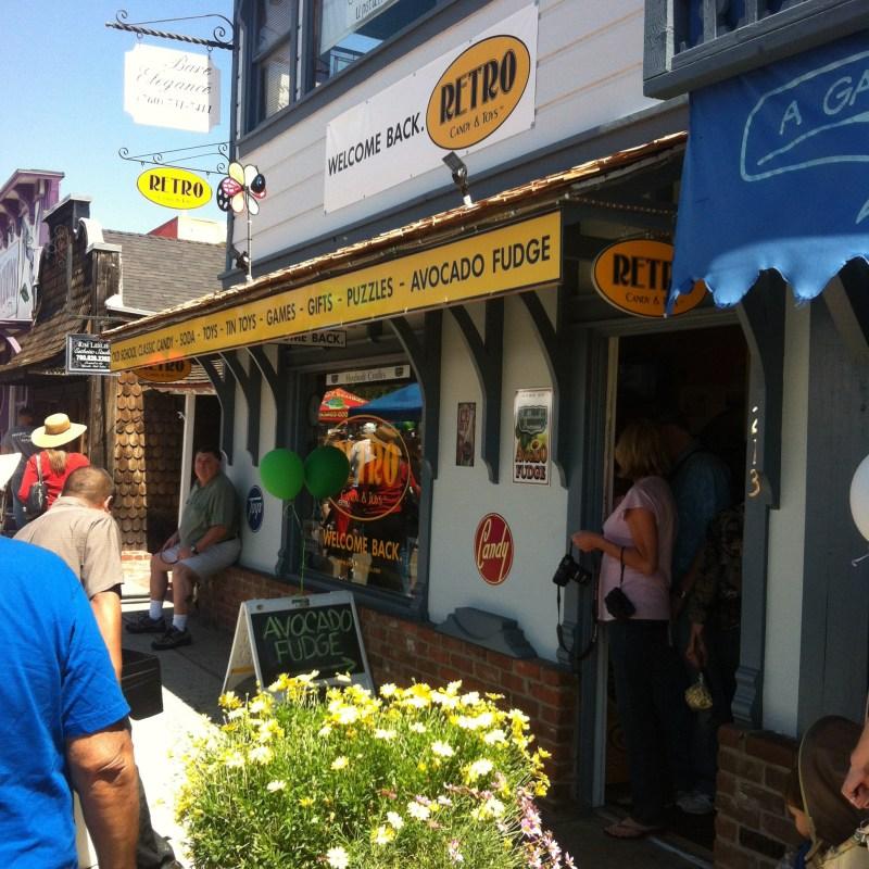 Avocado Fudge Shop