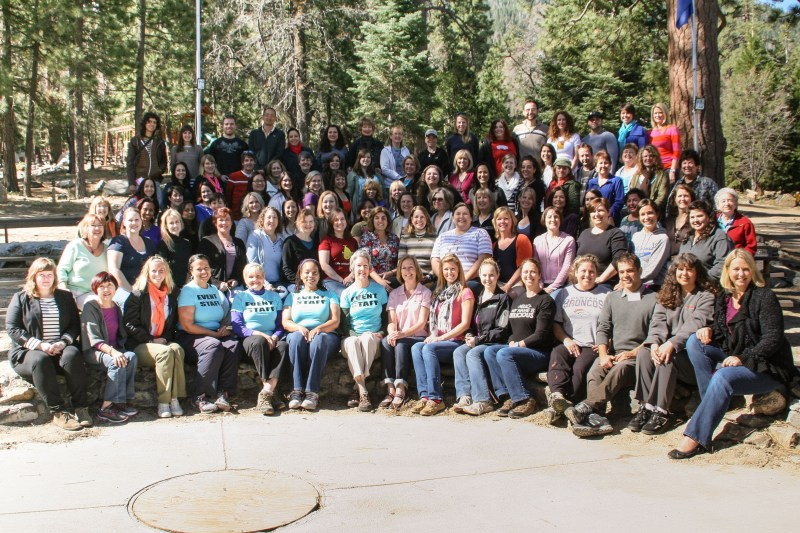 Camp Blogaway Attendees