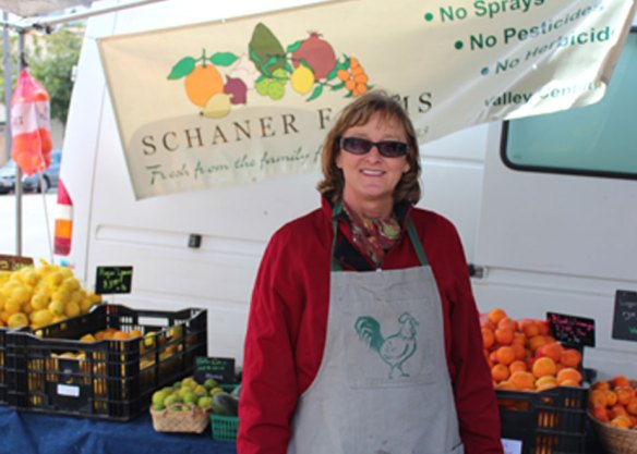 Kayne Schaner of Schaner Farms