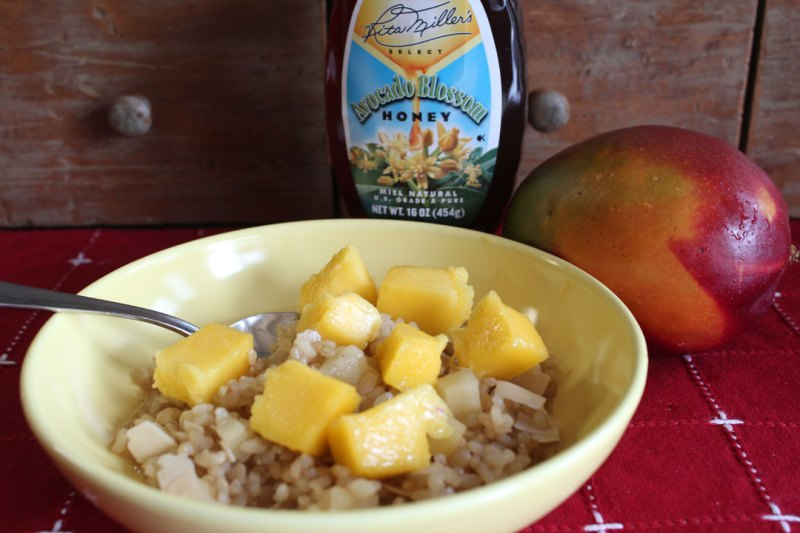 Pina Colada for Breakfast