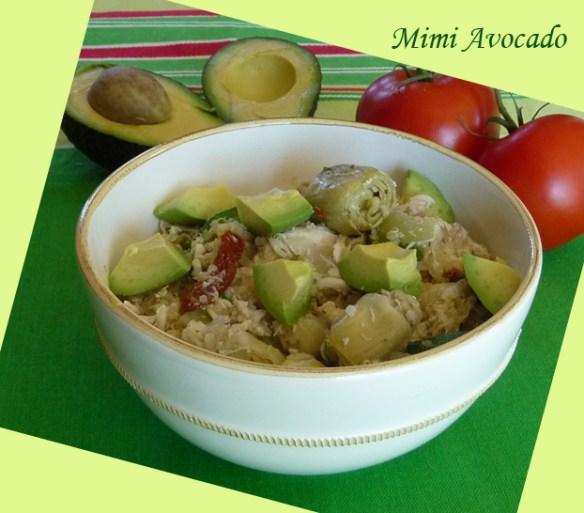 Coconut Chicken Quinoa Salad