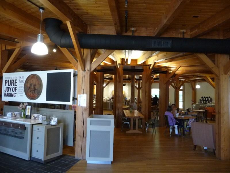 King Arthur cafe