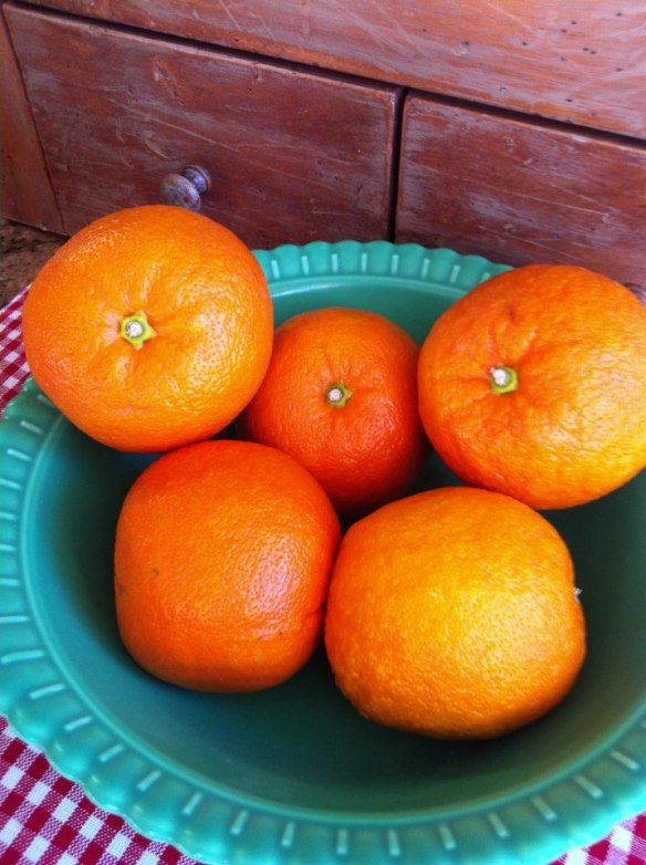 SevilleOranges from Melissa's Produce