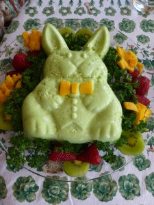 King Salad for Easter