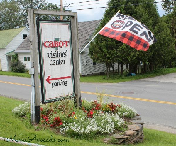 Cabot Creamery Entrance
