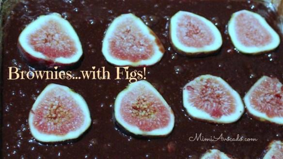 Fig-Brownies