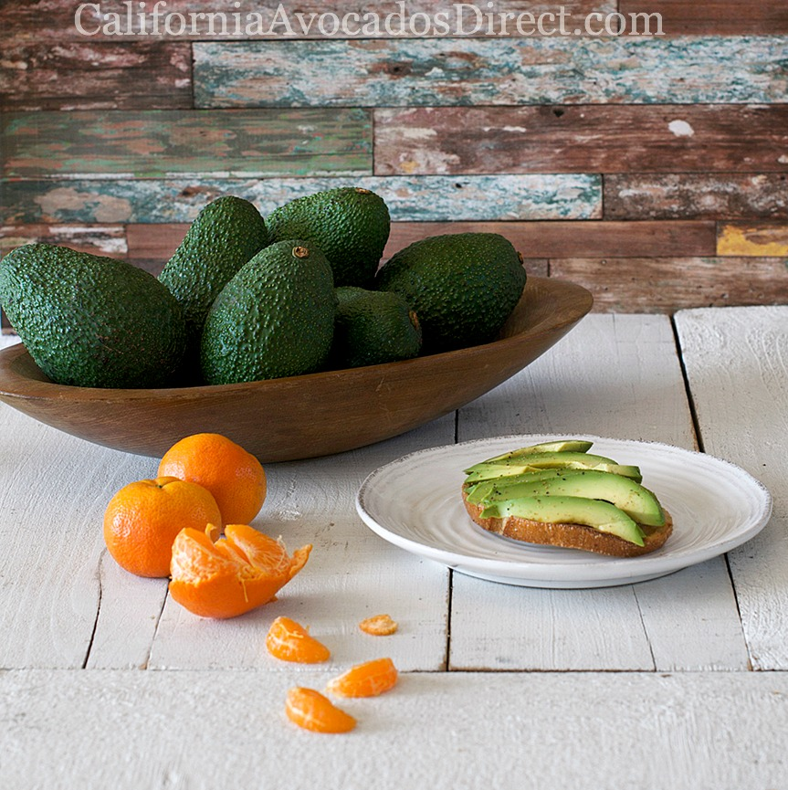 A Walk in the Avocado Grove:  Leaves, Baby Avocados, and Harvesting Begins