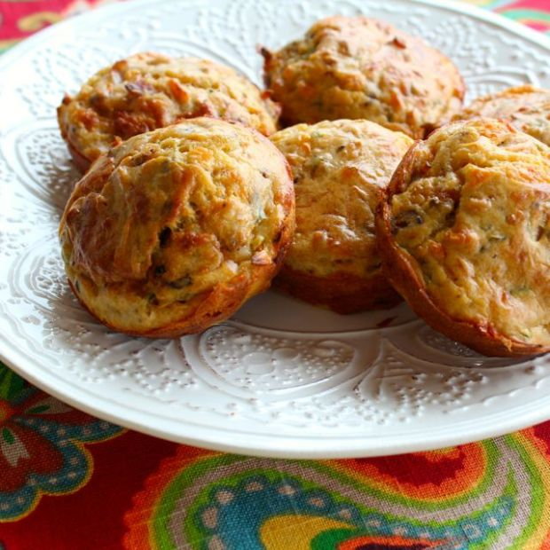 savory muffins for breakfast