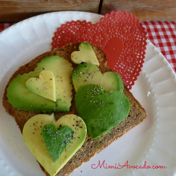 Avocado Valentine