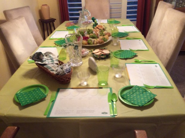 Kerrygold placemats