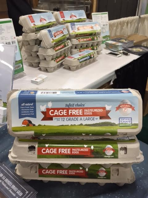 cage-free pasteurized eggs