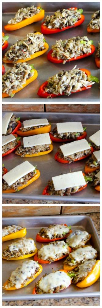 stuffed mini-peppers