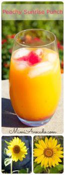 pinterest peachy punch