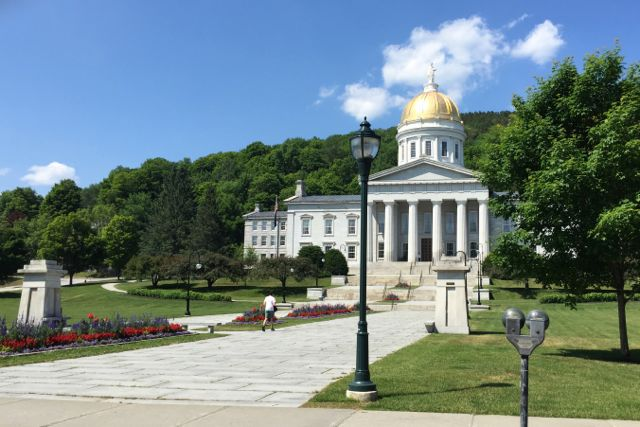 Vermont state Capital