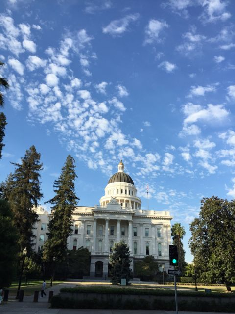 capital of California