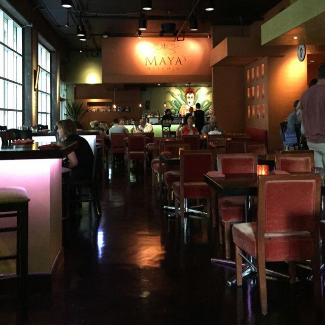 Mayahuel restaurant
