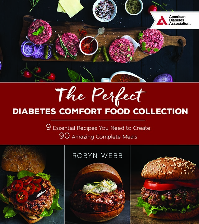 Book Review: The Perfect Diabetes Comfort Food Collection by Robyn Webb