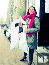 Shoppers at the Dutch Actresses's Fashionbash (DAF)