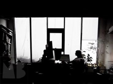 mimi berlin studio visit: Freudenthal/Verhagen