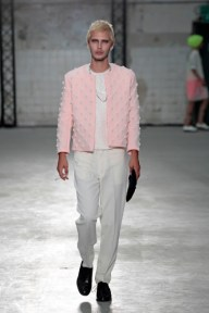 Anne Kluytenaar: Lux is crossing. (Yes, it's menswear and actually quite sexy too)