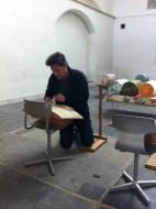 gijs stork, curator of salon/kant