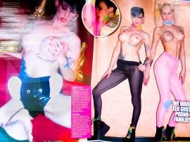 XXX Nieuw Jurk Porno Shoot by Jan oek in Foxy Magazine