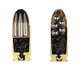 inside bullets