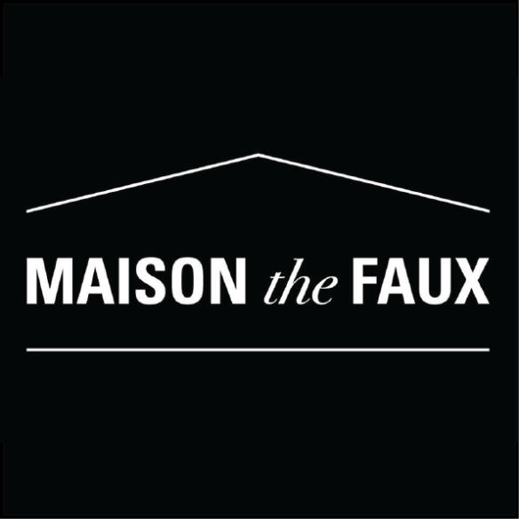 maison the faux logo