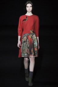 Alberta Ferretti//Fall 2014 Ready-to-Wear
