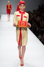 Moschino Fashion Fairy Tale F/W 2014: Snow White Officially Licensed