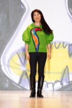 Tsumori Chisato, the designer herself