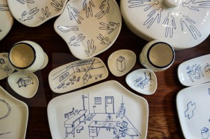 Ceramics by Atelier van Lieshout