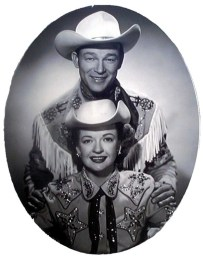 Roy and Dale Evans