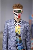 Menswear Spring 2015: Dazzle Camouflage