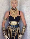 1990's Model Linda Evangelista for Chanel