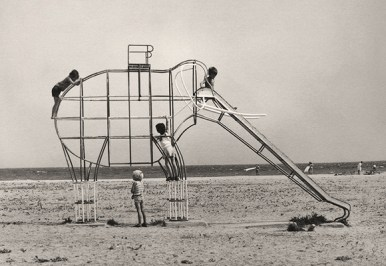 Elephant Slides in the 20th Century